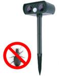 Beetle Outdoor Ultrasonic Repeller